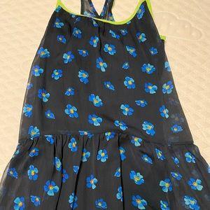 Hollister floral dress large